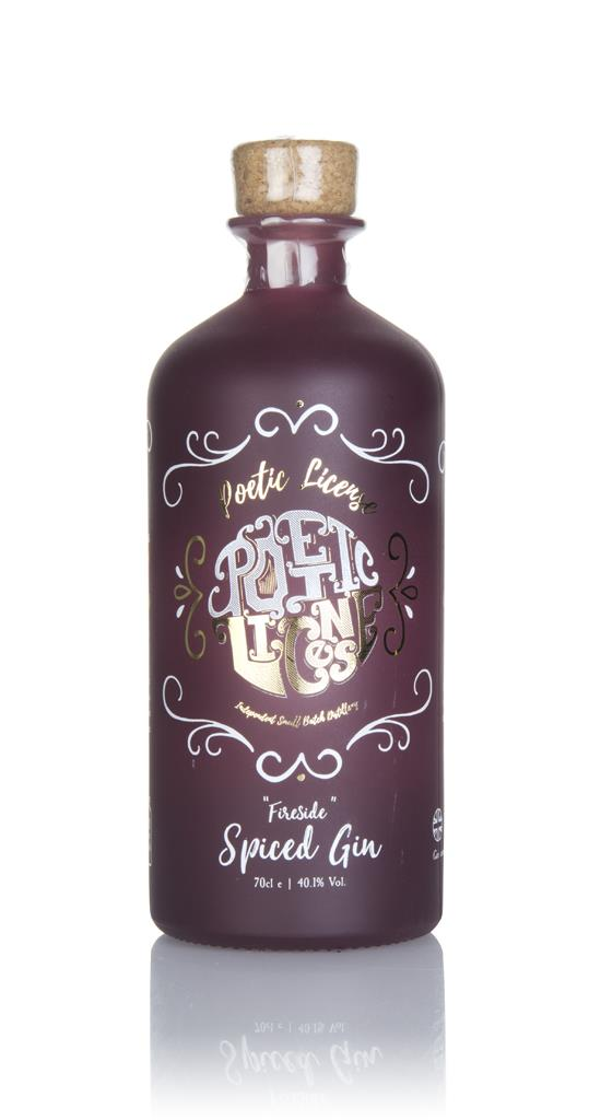 Poetic License Fireside Gin 3cl Sample Gin