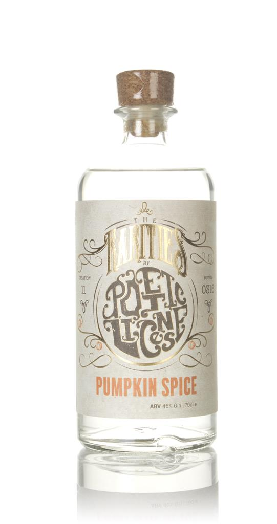 Poetic License Pumpkin Spice Flavoured Gin