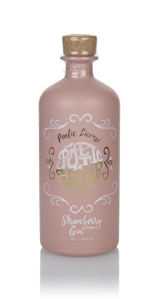 Poetic License Strawberries & Cream Flavoured Gin
