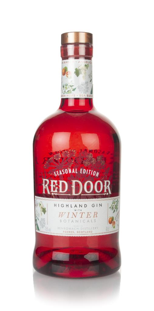 Red Door Gin with Winter Botanicals Flavoured Gin