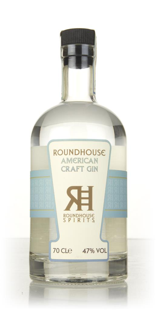 Roundhouse American Craft Gin 3cl Sample Gin
