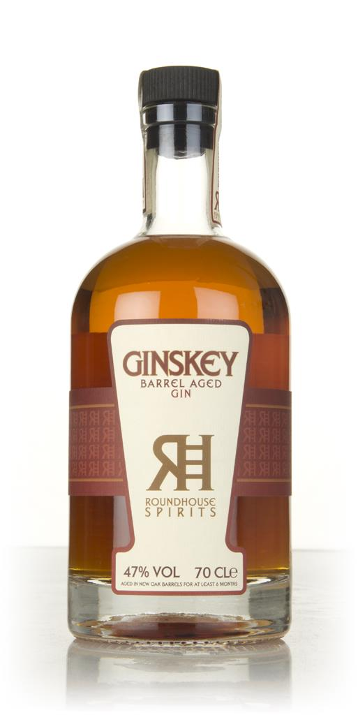 Roundhouse Ginskey Barrel Aged Cask Aged Gin
