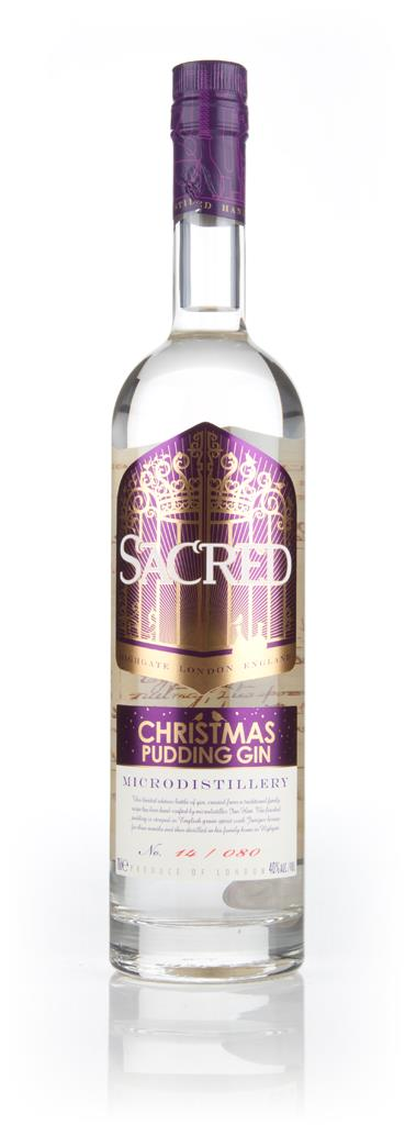Sacred Christmas Pudding Gin 3cl Sample Flavoured Gin