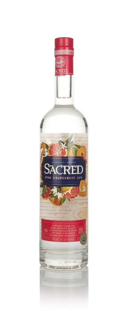 Sacred Pink Grapefruit Gin 3cl Sample Flavoured Gin