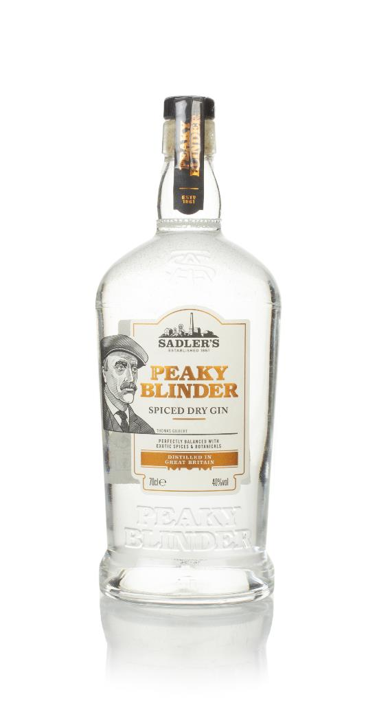 Peaky Blinder Spiced Dry Gin 3cl Sample Gin