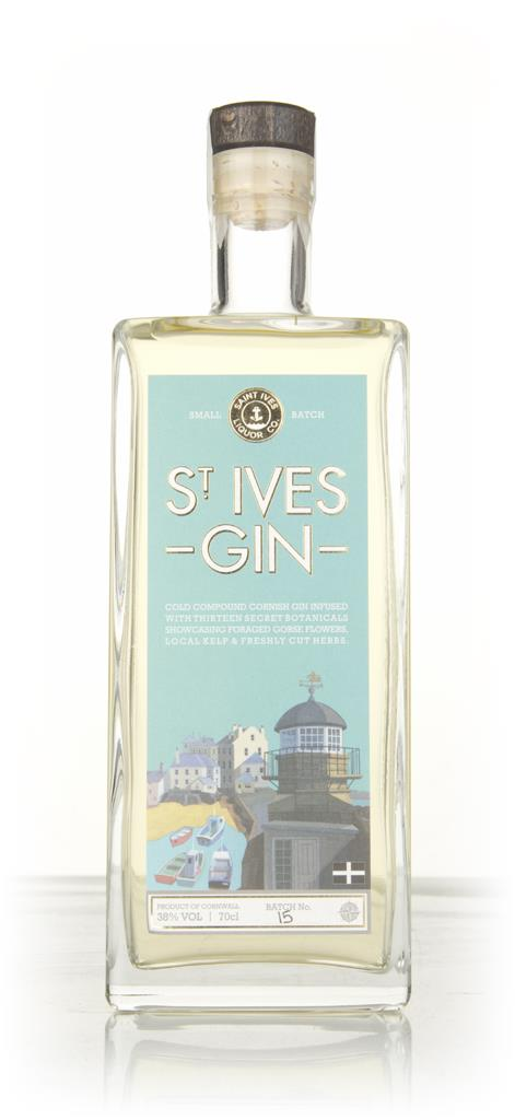 St. Ives Gin 3cl Sample Gin