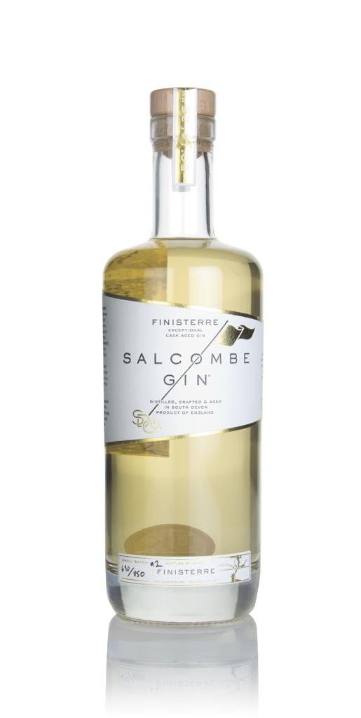 Salcombe Gin Finisterre Cask Aged Gin