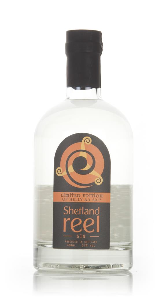 Shetland Reel Gin - Up Helly Aa 2017 Cask Aged Gin