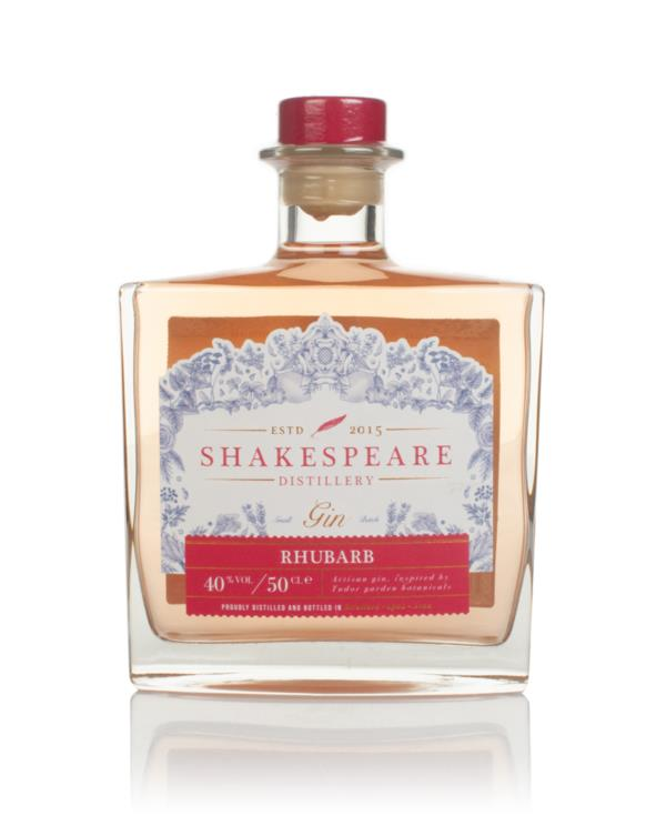 Shakespeare Rhubarb Gin 3cl Sample Flavoured Gin