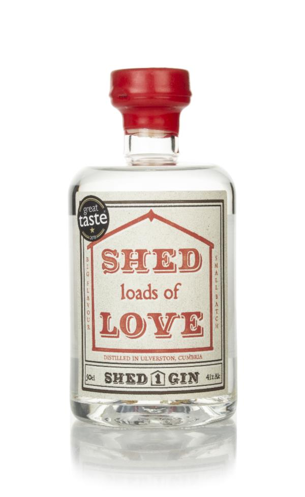 Shed Loads of Love Gin