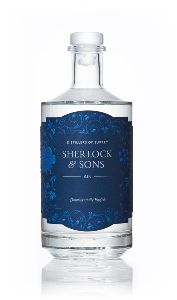 Sherlock & Sons Gin - Nautical Edition Gin