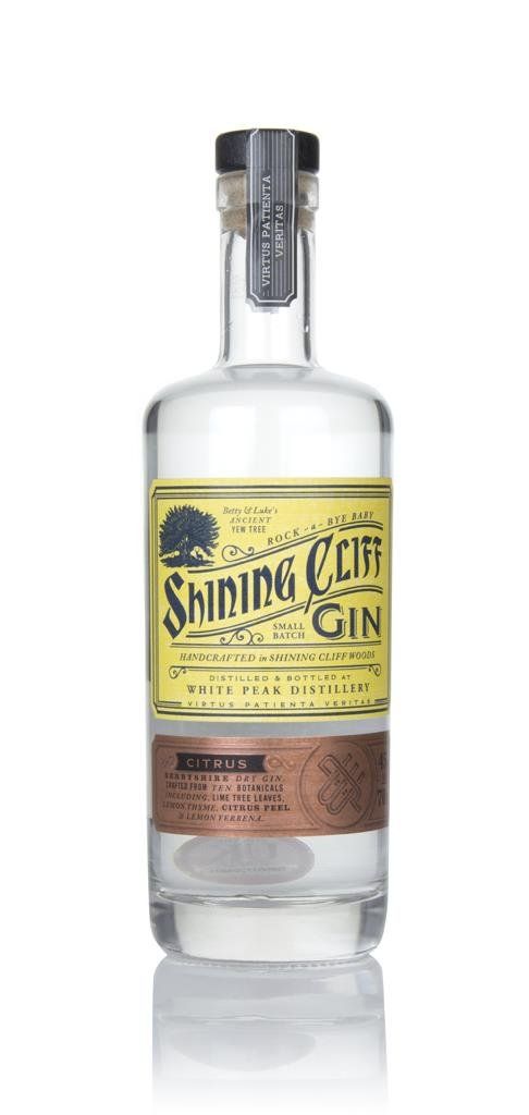 Shining Cliff Citrus Flavoured Gin