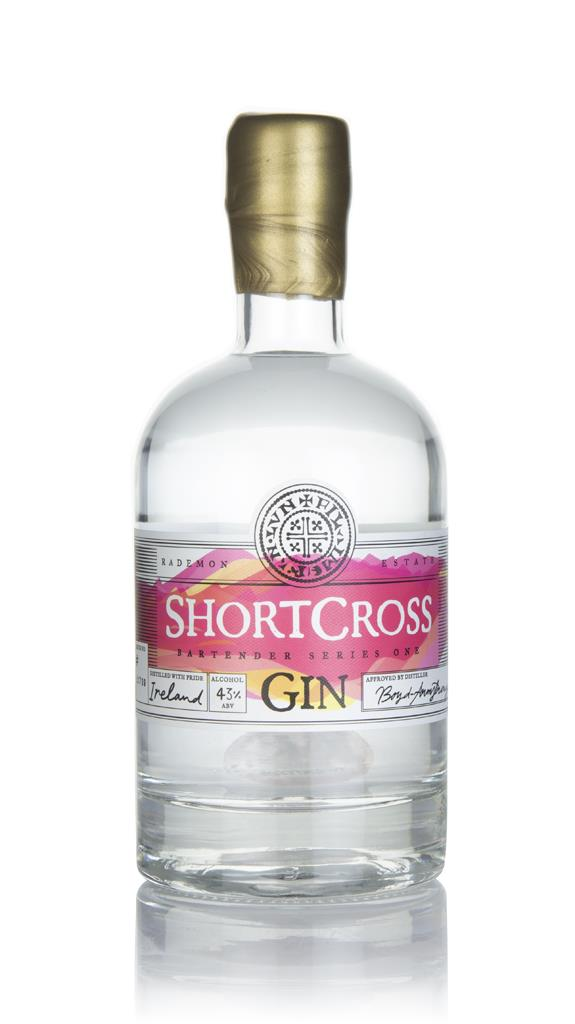 Shortcross Gin Bartender Series One Gin