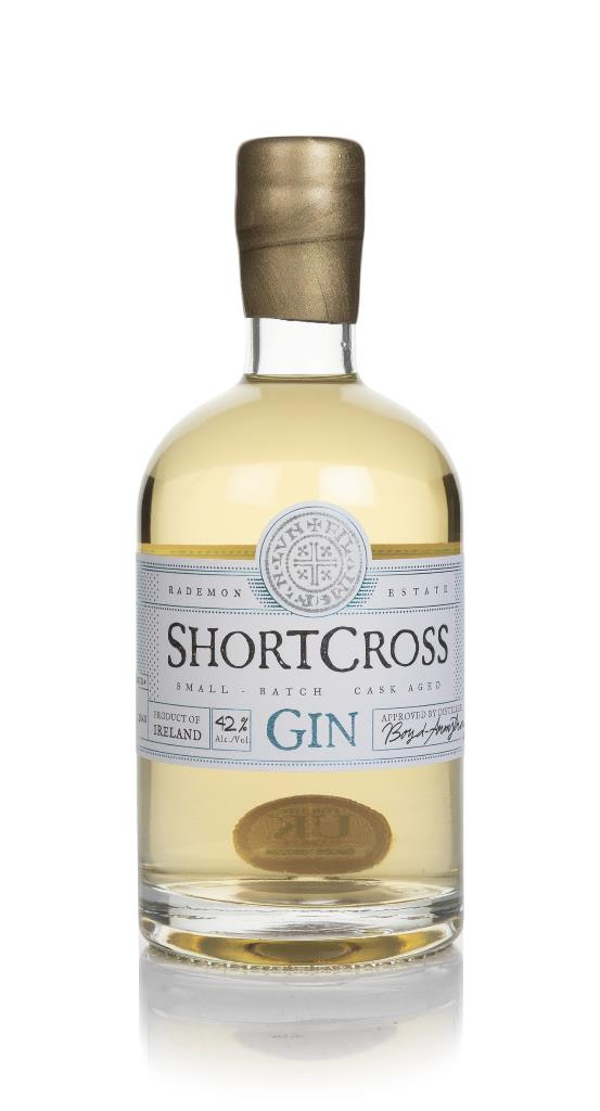 Shortcross Gin Cask Finish Cask Aged Gin