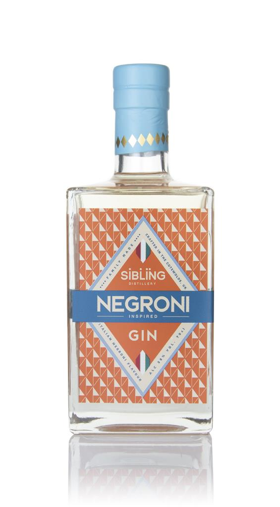 Sibling Negroni Flavoured Gin