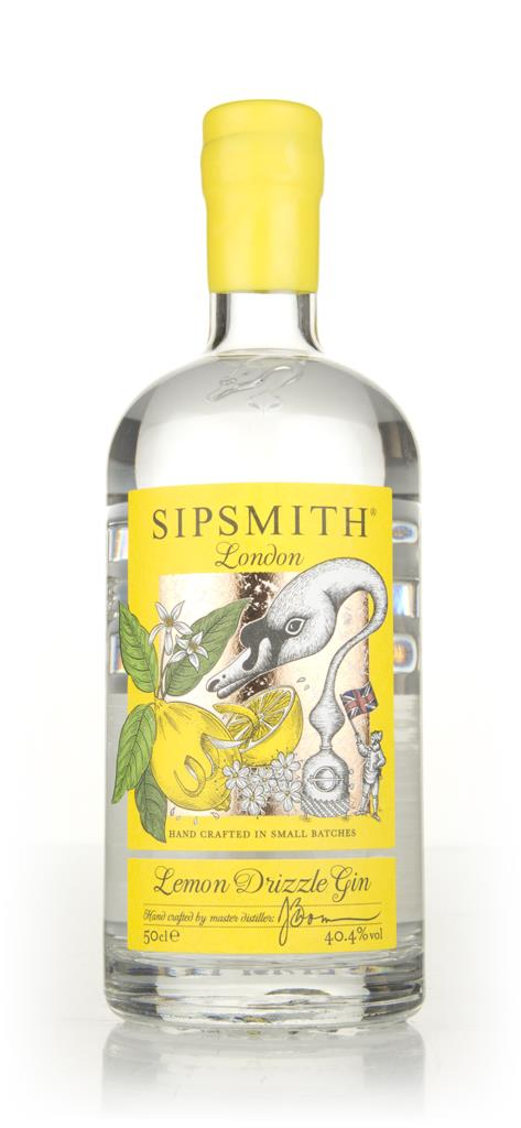 Sipsmith Lemon Drizzle Gin 3cl Sample Flavoured Gin