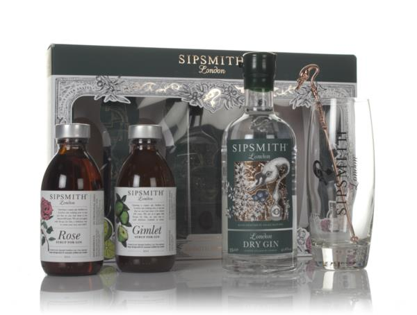 Sipsmith Sipping Set Gin
