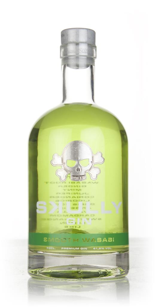 Skully Smooth Wasabi Flavoured Gin