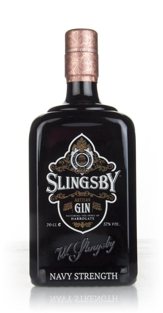 Slingsby Navy Strength Gin 3cl Sample Gin