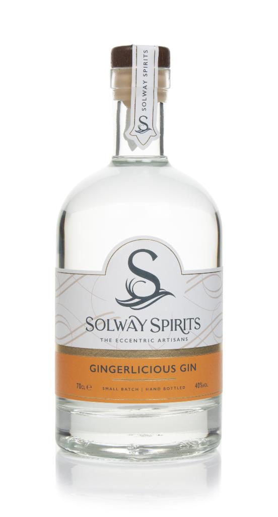 Solway Gingerlicious Flavoured Gin