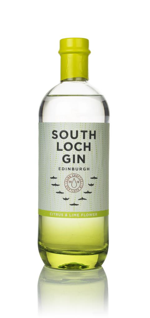 South Loch Citrus & Lime Flower Flavoured Gin
