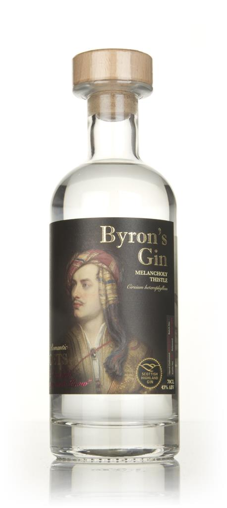Byrons Gin - Melancholy Thistle Gin
