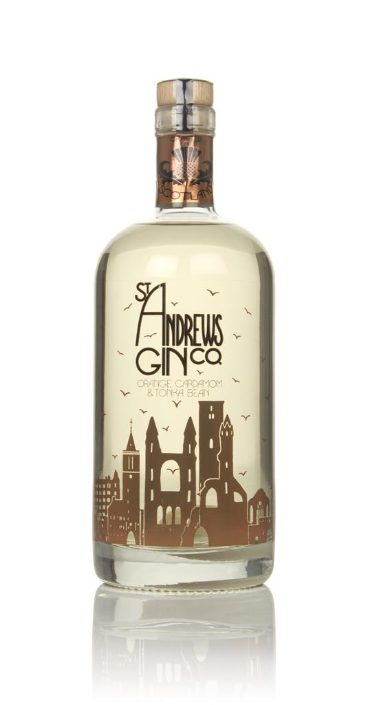 St. Andrews Orange, Cardamom & Tonka Bean Flavoured Gin