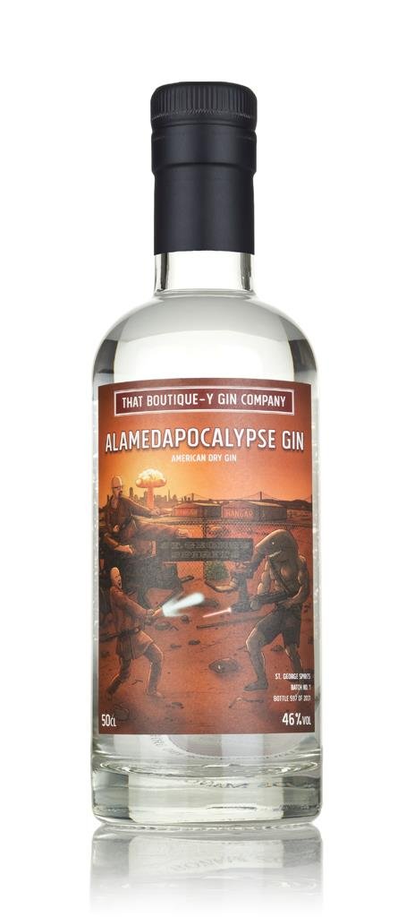 Alamedapocalypse Gin - St. George Spirits (That Boutique-y Gin Company Gin 3cl Sample