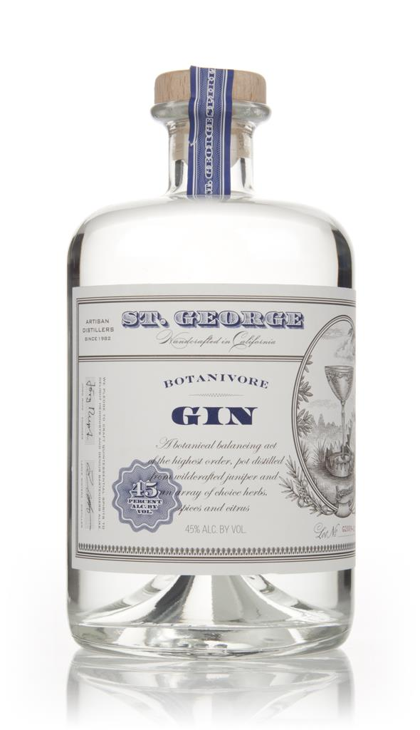 St. George Botanivore Gin 3cl Sample Gin