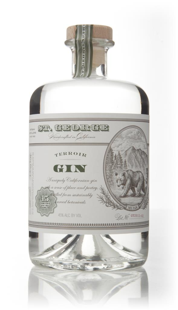 St. George Terroir Gin 3cl Sample Gin