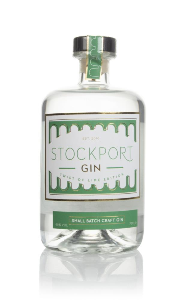 Stockport Gin - Twist of Lime Edition Gin