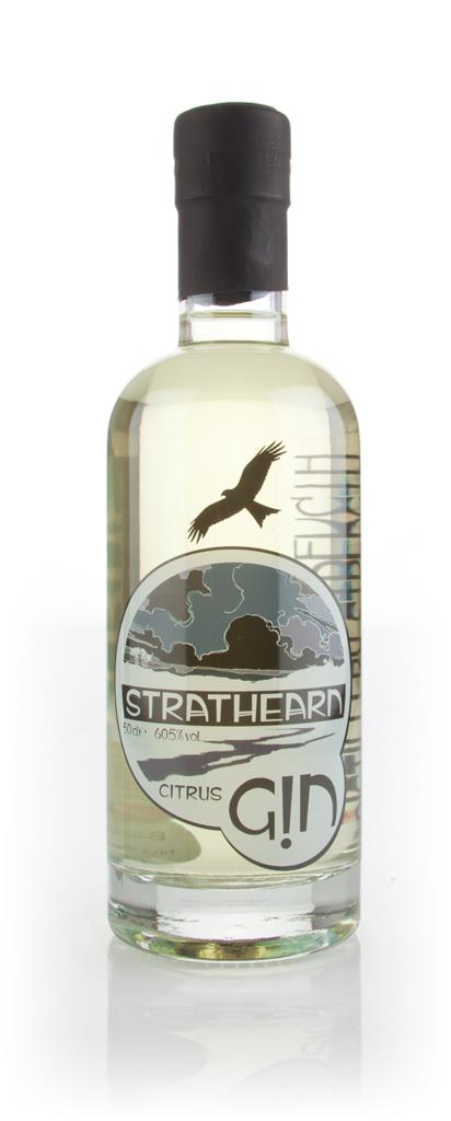 Strathearn Citrus Gin - Distillery Strength 3cl Sample Flavoured Gin