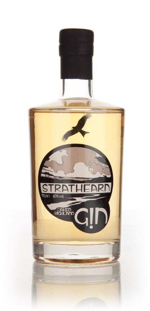 Strathearn Oaked Highland Gin 3cl Sample Gin