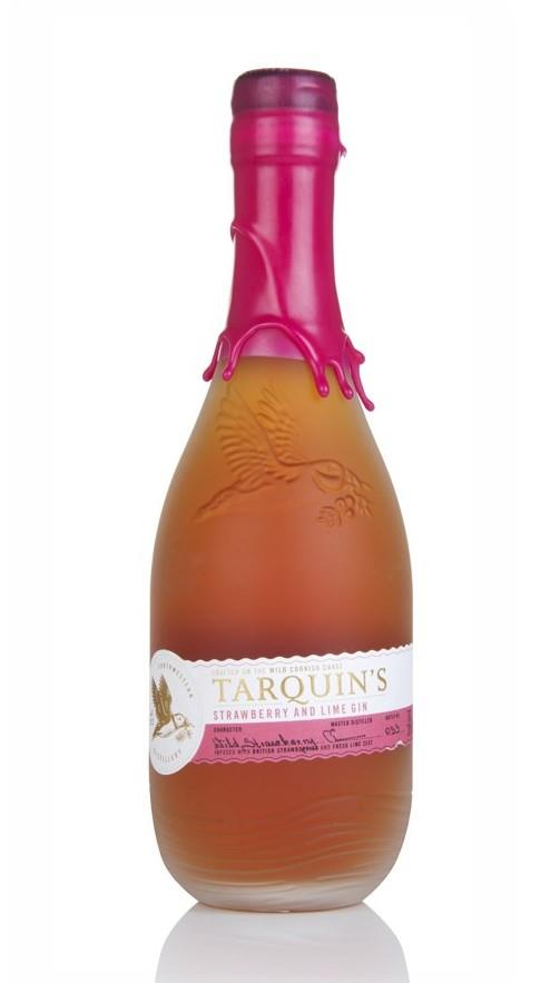 Tarquin's Strawberry and Lime Flavoured Gin