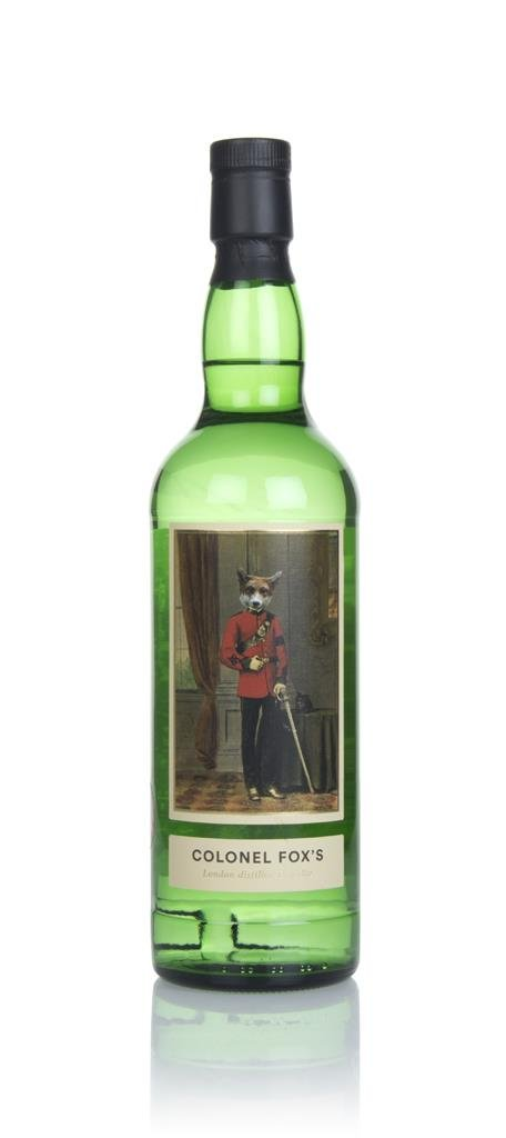Colonel Fox's London Dry Gin 3cl Sample London Dry Gin