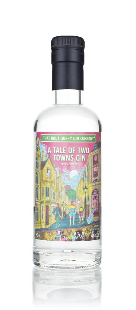 A Tale of Two Towns Gin (That Boutique-y Gin Company) Gin