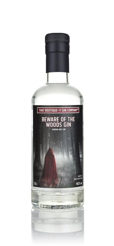 Beware of the Woods Gin (That Boutique-y Gin Company) London Dry Gin