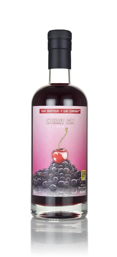 Cherry Gin (That Boutique-y Gin Company) 3cl Sample Flavoured Gin