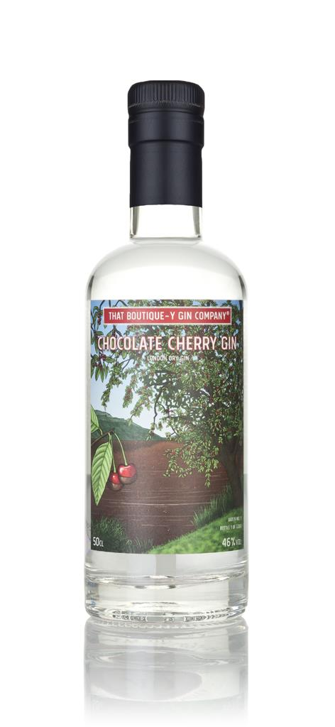 Chocolate Cherry Gin (That Boutique-y Gin Company) London Dry Gin