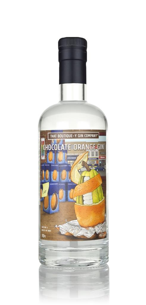 Chocolate Orange Gin (That Boutique-y Gin Company) London Dry Gin
