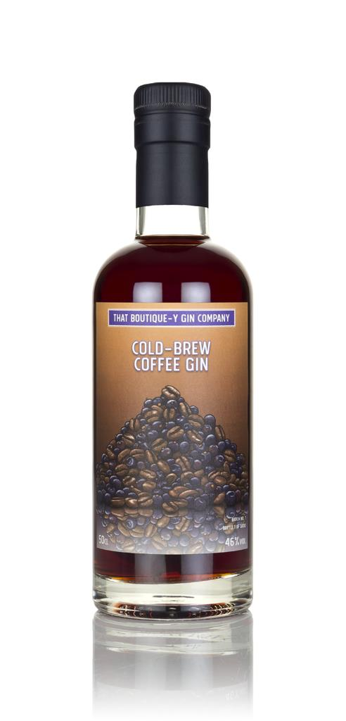 Cold-Brew Coffee Gin (That Boutique-y Gin Company) Flavoured Gin