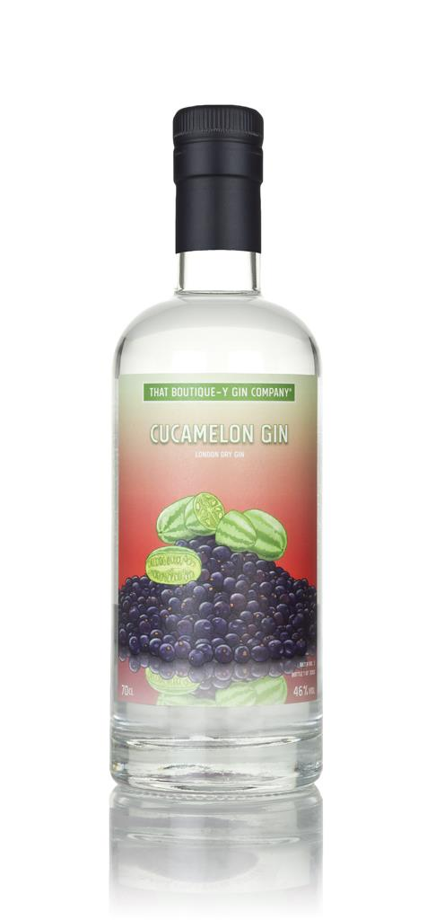 Cucamelon Gin (That Boutique-y Gin Company) 3cl Sample London Dry Gin