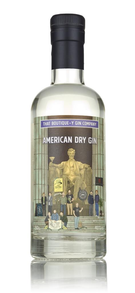 D.C. Gin (That Boutique-y Gin Company) 3cl Sample Gin
