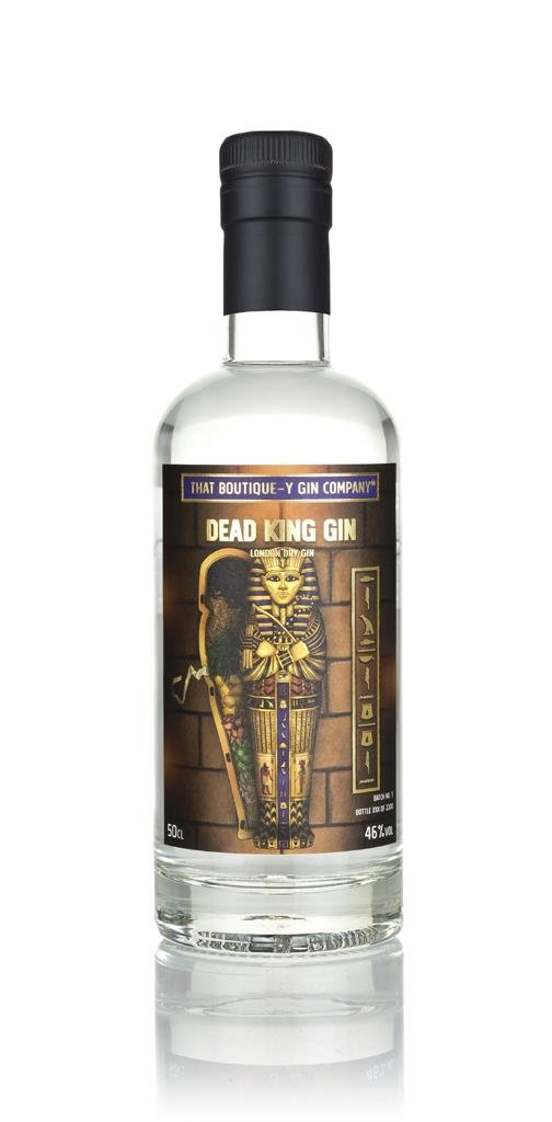Dead King Gin (That Boutique-y Gin Company) London Dry Gin