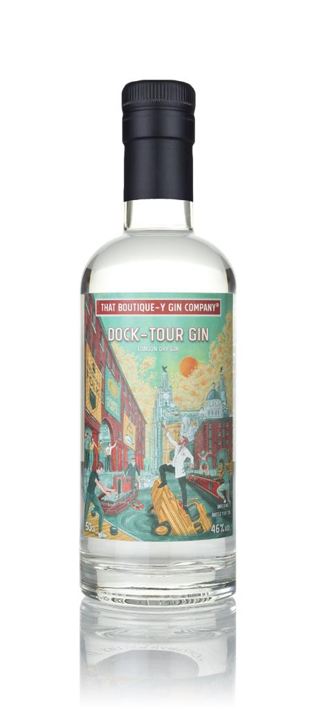 Dock-Tour Gin (That Boutique-y Gin Company) Gin