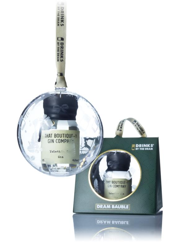 Drinks by the Dram Single Bauble - Yuletide Gin (That Boutique-y Gin C Gin