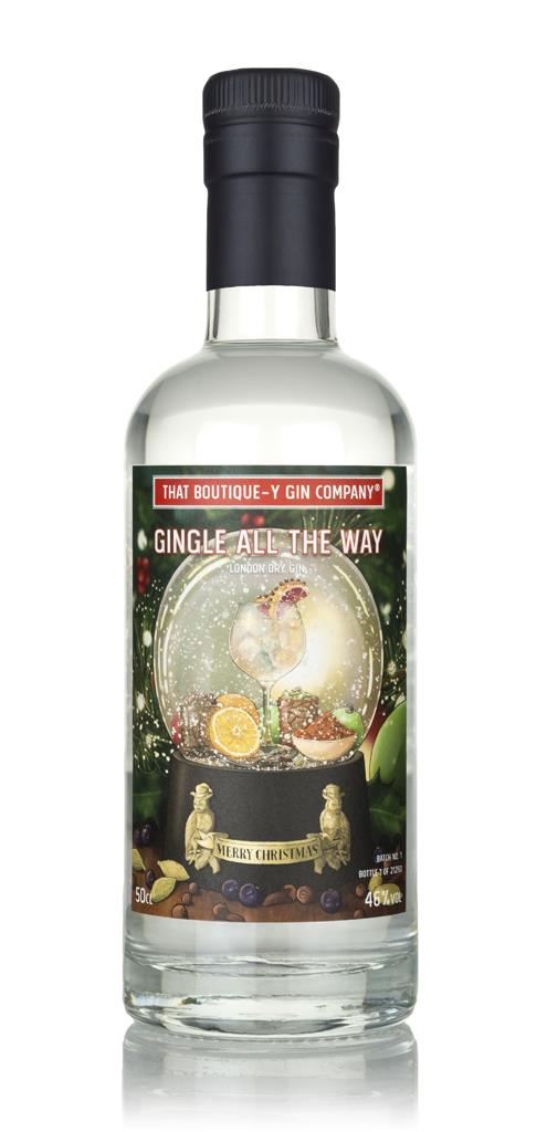 GINgle All The Way (That Boutique-y Gin Company) Gin