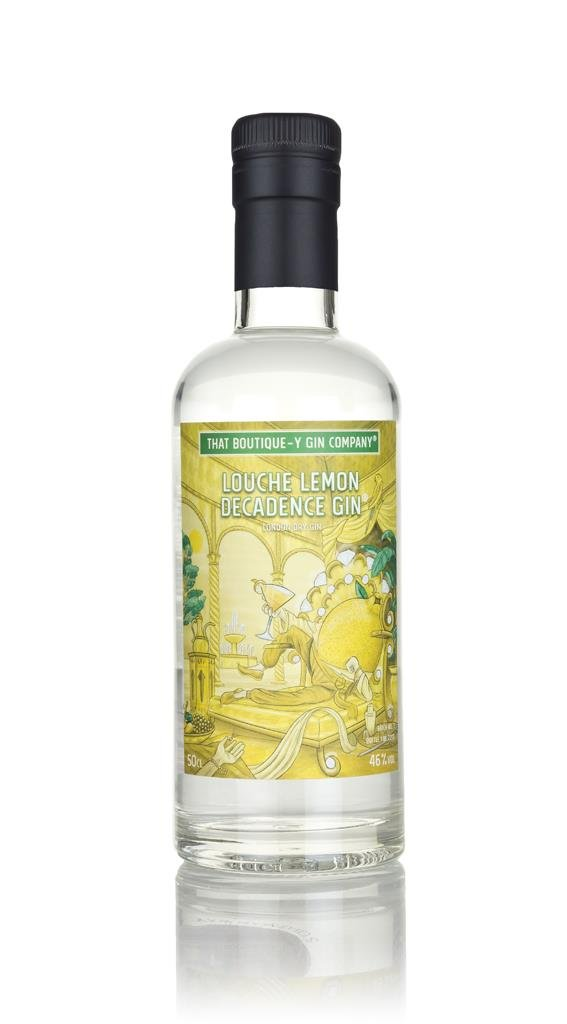 Louche Lemon Decadence Gin (That Boutique-y Gin Company) London Dry Gin