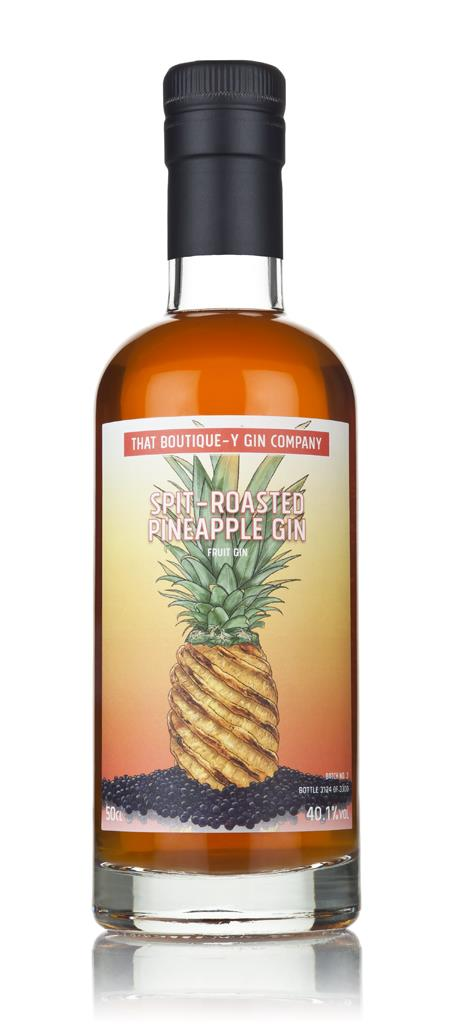 Spit-Roasted Pineapple Gin (That Boutique-y Gin Company) 3cl Sample Flavoured Gin