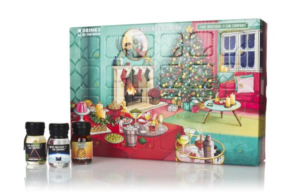 That Boutique-y Gin Company Advent Calendar (2019 Edition) Gin